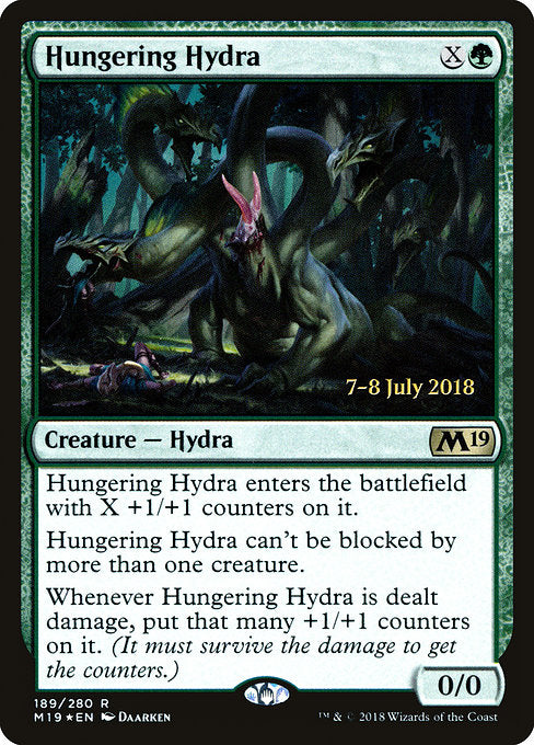 Hungering Hydra [Core Set 2019 Promos] | Lvl Up Gaming UK