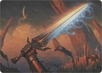 Sword of Truth and Justice (Art Series) [Art Series: Modern Horizons] | Lvl Up Gaming UK