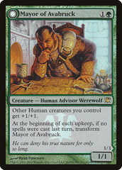 Mayor of Avabruck [Innistrad Promos] | Lvl Up Gaming UK