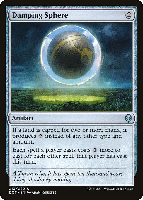 Damping Sphere [Dominaria] | Lvl Up Gaming UK