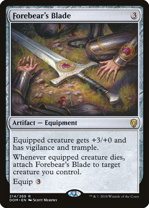 Forebear's Blade [Dominaria] | Lvl Up Gaming UK