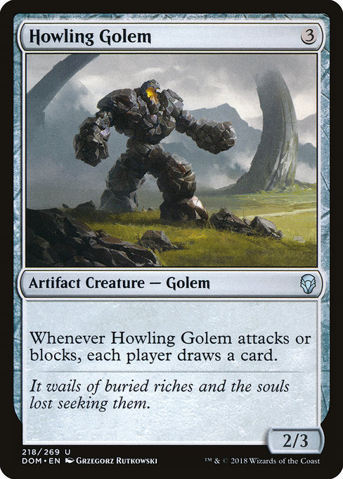 Howling Golem [Dominaria] | Lvl Up Gaming UK