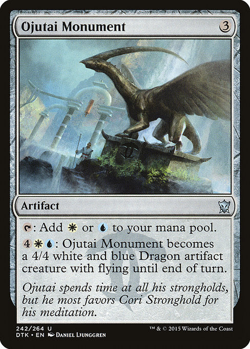 Ojutai Monument [Dragons of Tarkir] | Lvl Up Gaming UK