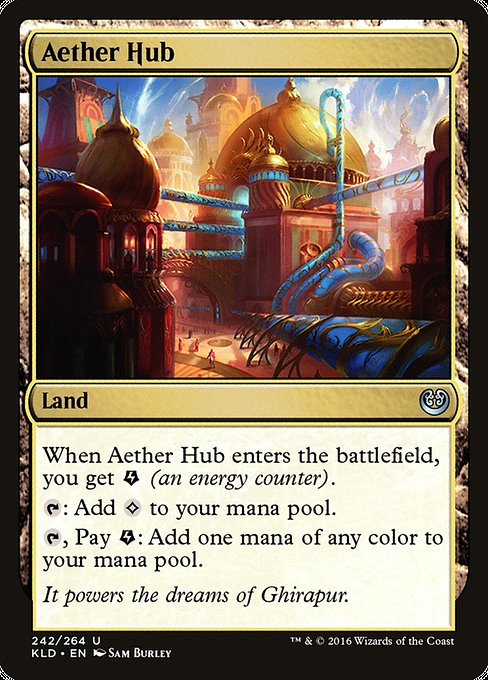 Aether Hub [Kaladesh] | Lvl Up Gaming UK