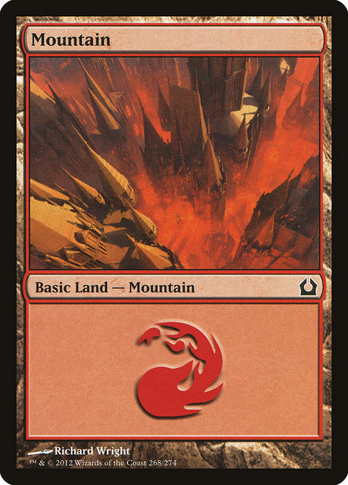 Mountain (268) [Return to Ravnica] | Lvl Up Gaming UK