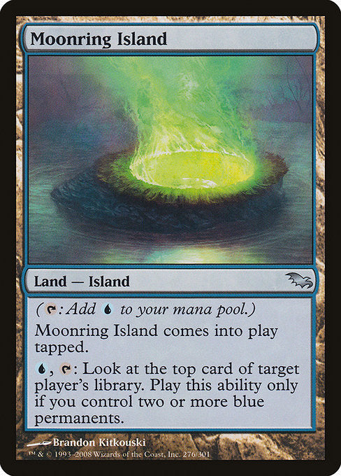 Moonring Island [Shadowmoor] | Lvl Up Gaming UK