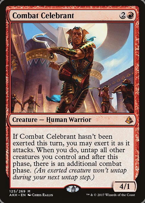 Combat Celebrant [Amonkhet] | Lvl Up Gaming UK