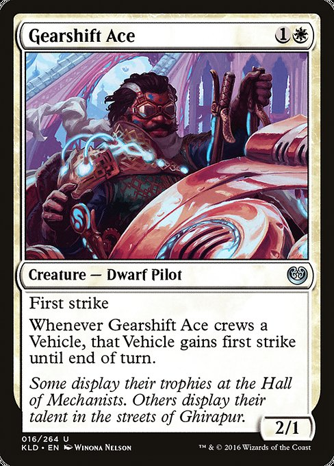 Gearshift Ace [Kaladesh] | Lvl Up Gaming UK