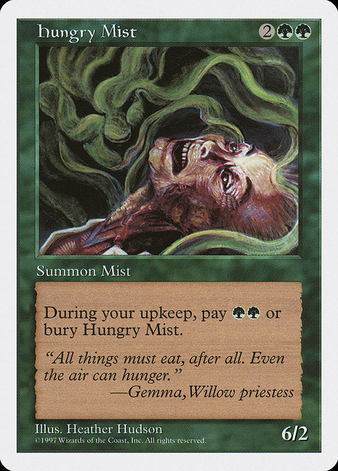 Hungry Mist [Fifth Edition] | Lvl Up Gaming UK