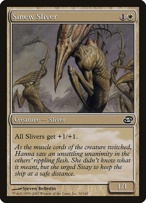 Sinew Sliver [Planar Chaos] | Lvl Up Gaming UK