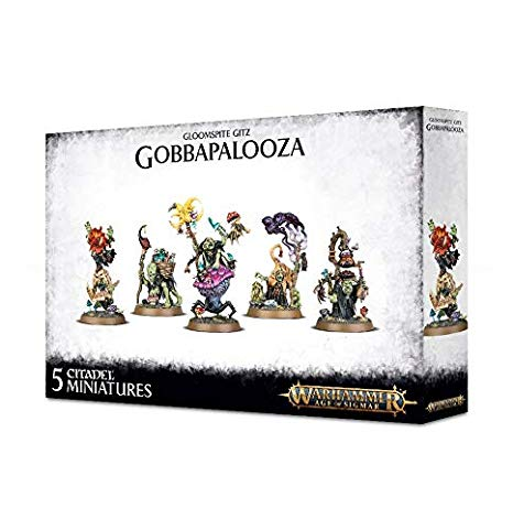 GLOOMSPITE GITZ GOBBAPALOOZA (D) | Lvl Up Gaming UK