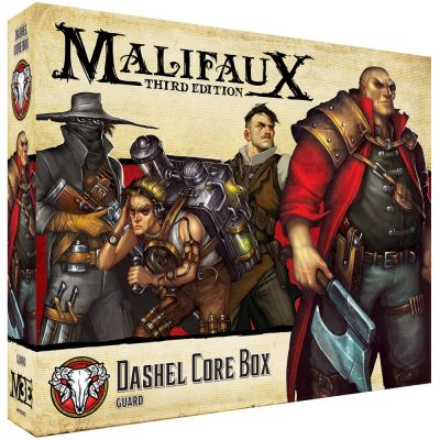 Malifaux M3E Dashel Core Box | Lvl Up Gaming UK