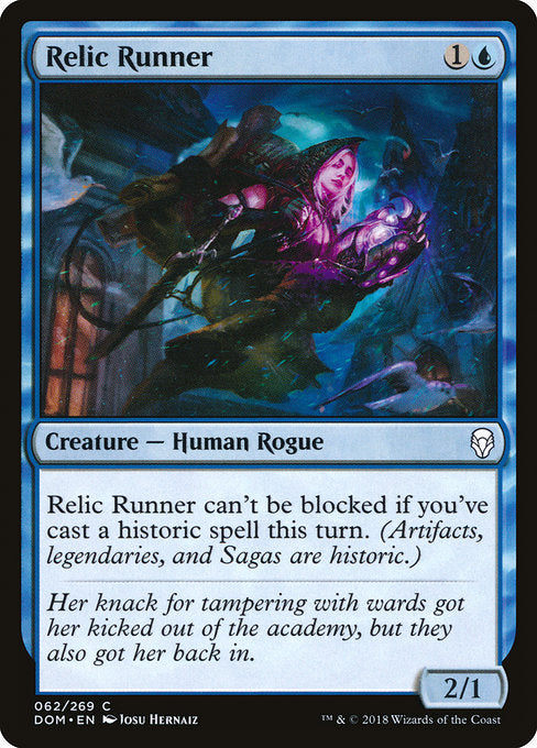 Relic Runner [Dominaria] | Lvl Up Gaming UK