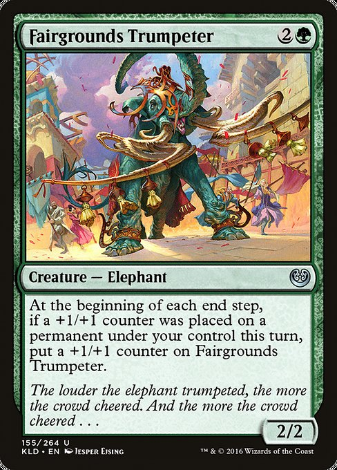Fairgrounds Trumpeter [Kaladesh] | Lvl Up Gaming UK
