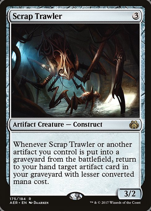 Scrap Trawler [Aether Revolt] | Lvl Up Gaming UK