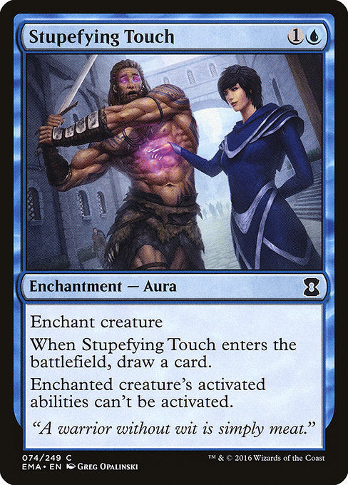 Stupefying Touch [Eternal Masters] | Lvl Up Gaming UK