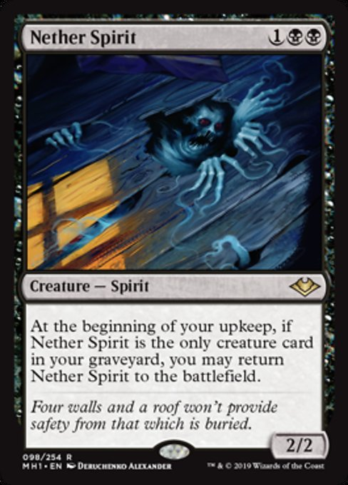 Nether Spirit [Modern Horizons] | Lvl Up Gaming UK
