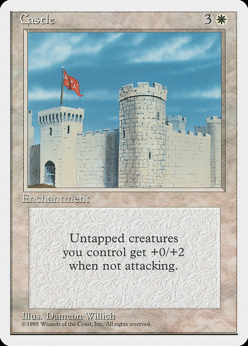 Castle [Fourth Edition] | Lvl Up Gaming UK