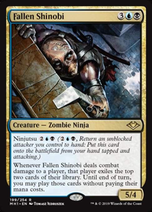 Fallen Shinobi [Modern Horizons] | Lvl Up Gaming UK