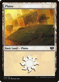 Plains [Commander 2014] | Lvl Up Gaming UK