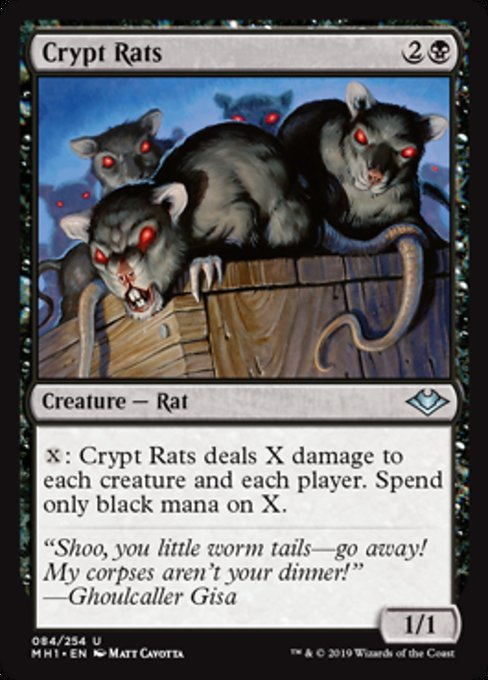 Crypt Rats [Modern Horizons] | Lvl Up Gaming UK