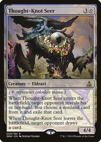 Thought-Knot Seer [Oath of the Gatewatch]