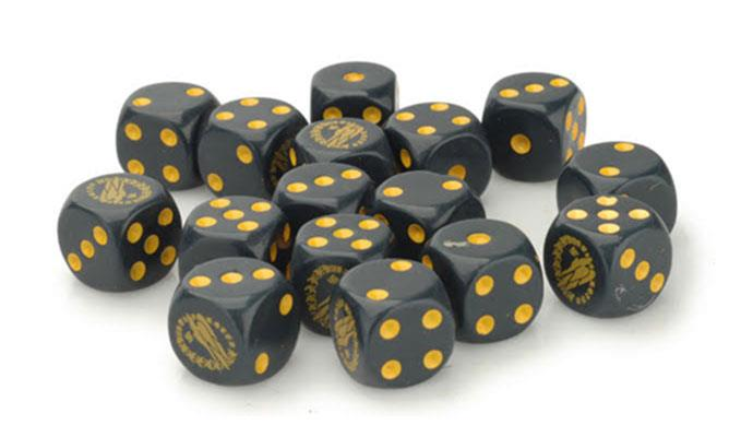 Flames of War Fallschirmjager Dice (x20) | Lvl Up Gaming UK