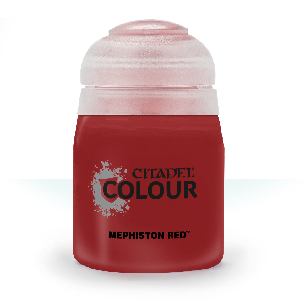 Mephiston Red Base Paint 12ml | Lvl Up Gaming UK