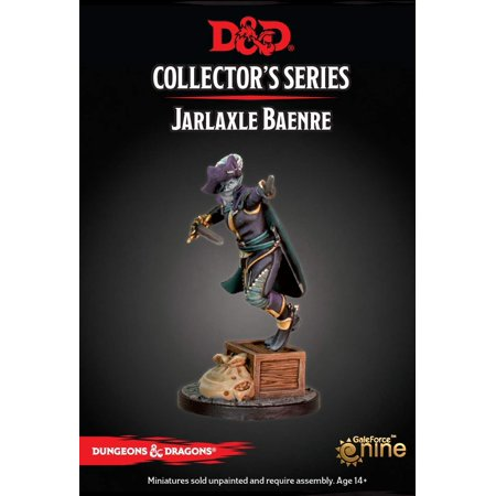 D&D Collector's Series Jarlaxle Baenre | Lvl Up Gaming UK