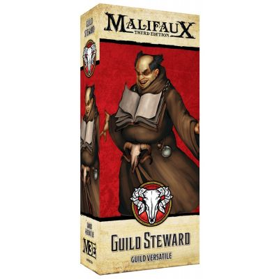 Malifaux M3E Guild Steward Box | Lvl Up Gaming UK