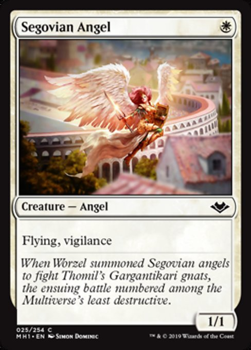 Segovian Angel [Modern Horizons] | Lvl Up Gaming UK