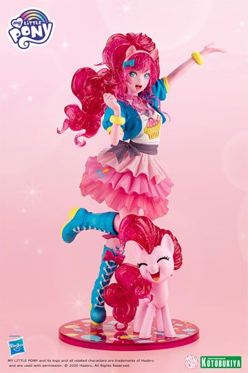 My Little Pony Bishoujo PVC Statue 1/7 Pinkie Pie Limited Edition 22 cm | Lvl Up Gaming UK