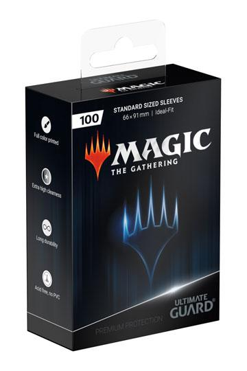 Magic the Gathering Printed Sleeves Standard Size Planeswalker (100) | Lvl Up Gaming UK