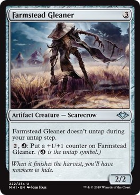Farmstead Gleaner [Modern Horizons] | Lvl Up Gaming UK