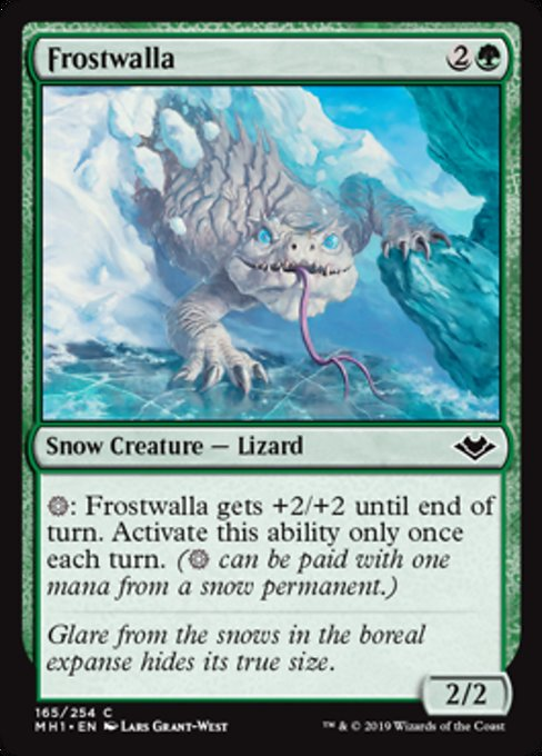 Frostwalla [Modern Horizons] | Lvl Up Gaming UK