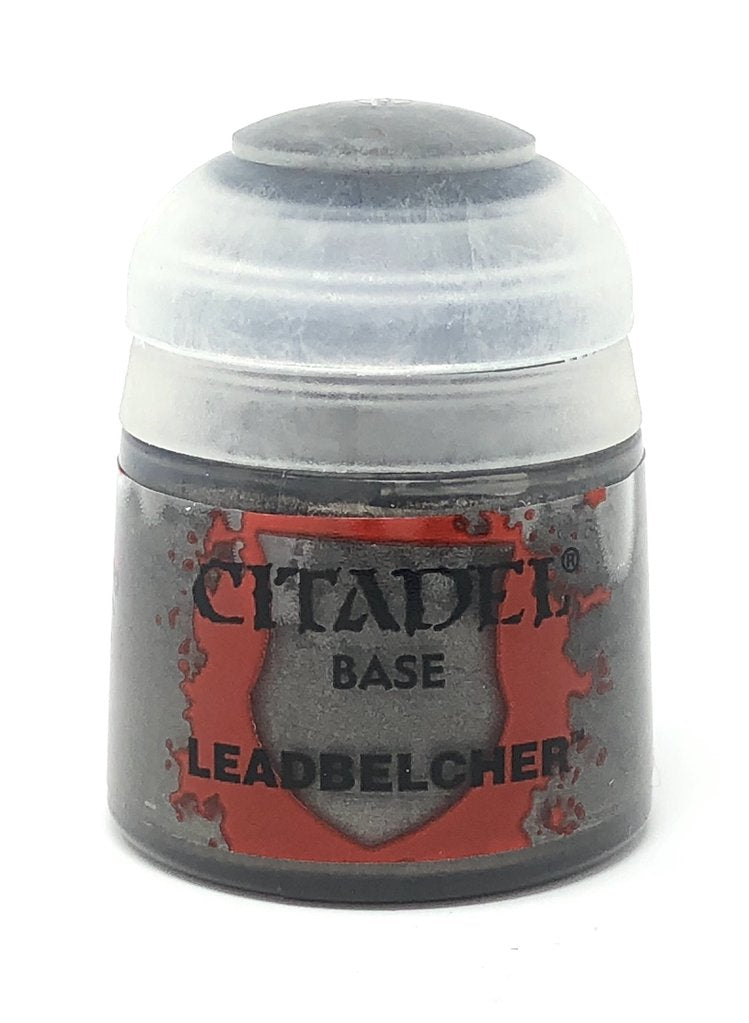Leadbelcher Base Paint 12ml | Lvl Up Gaming UK