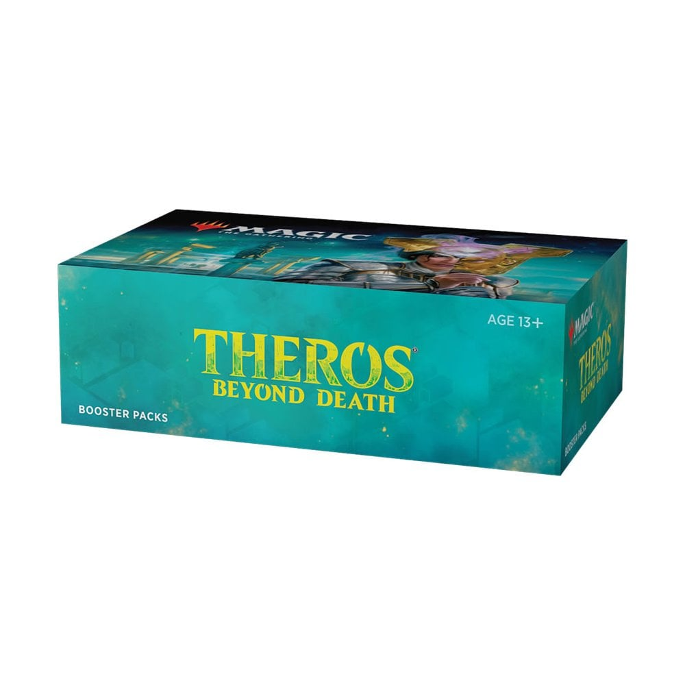 Magic: The Gathering Theros Beyond Death Booster Display | Lvl Up Gaming UK