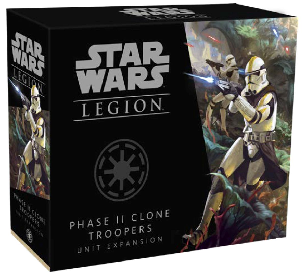 Star Wars: Legion Phase II Clone  Troopers Unit Expansion | Lvl Up Gaming UK