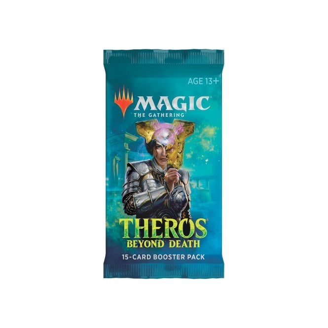 Magic the Gathering Theros Beyond Death Booster Pack | Lvl Up Gaming UK