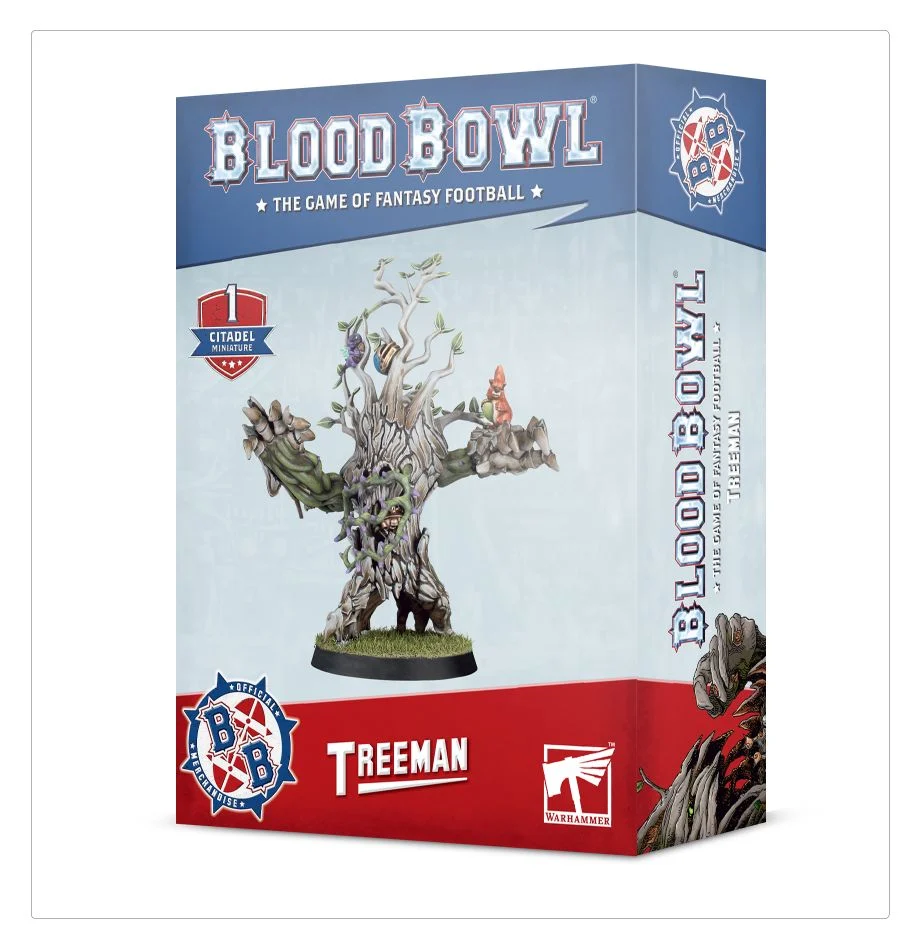 BLOOD BOWL: TREEMAN (Pre-Order) | Lvl Up Gaming UK