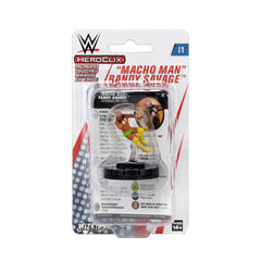 WWE HeroClix Macho Man Randy Savage Expansion Pack Series 1 | Lvl Up Gaming UK
