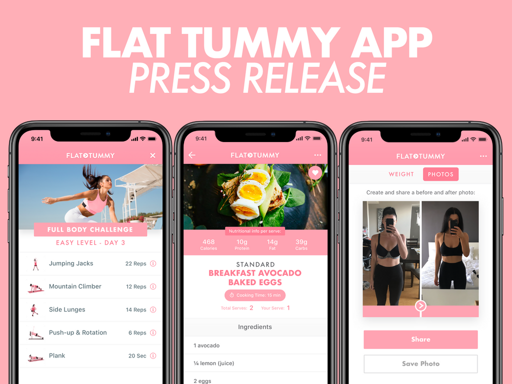 Female Fitness App