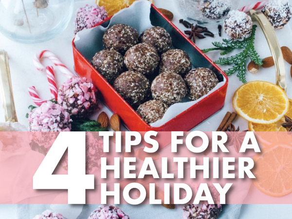 4 Tips for Healthy Holidays