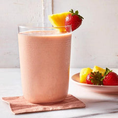 Strawberry Pineapple Shake