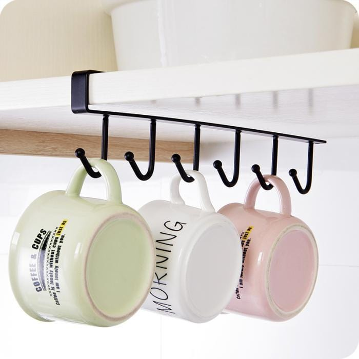6 Hook Multipurpose Organizer