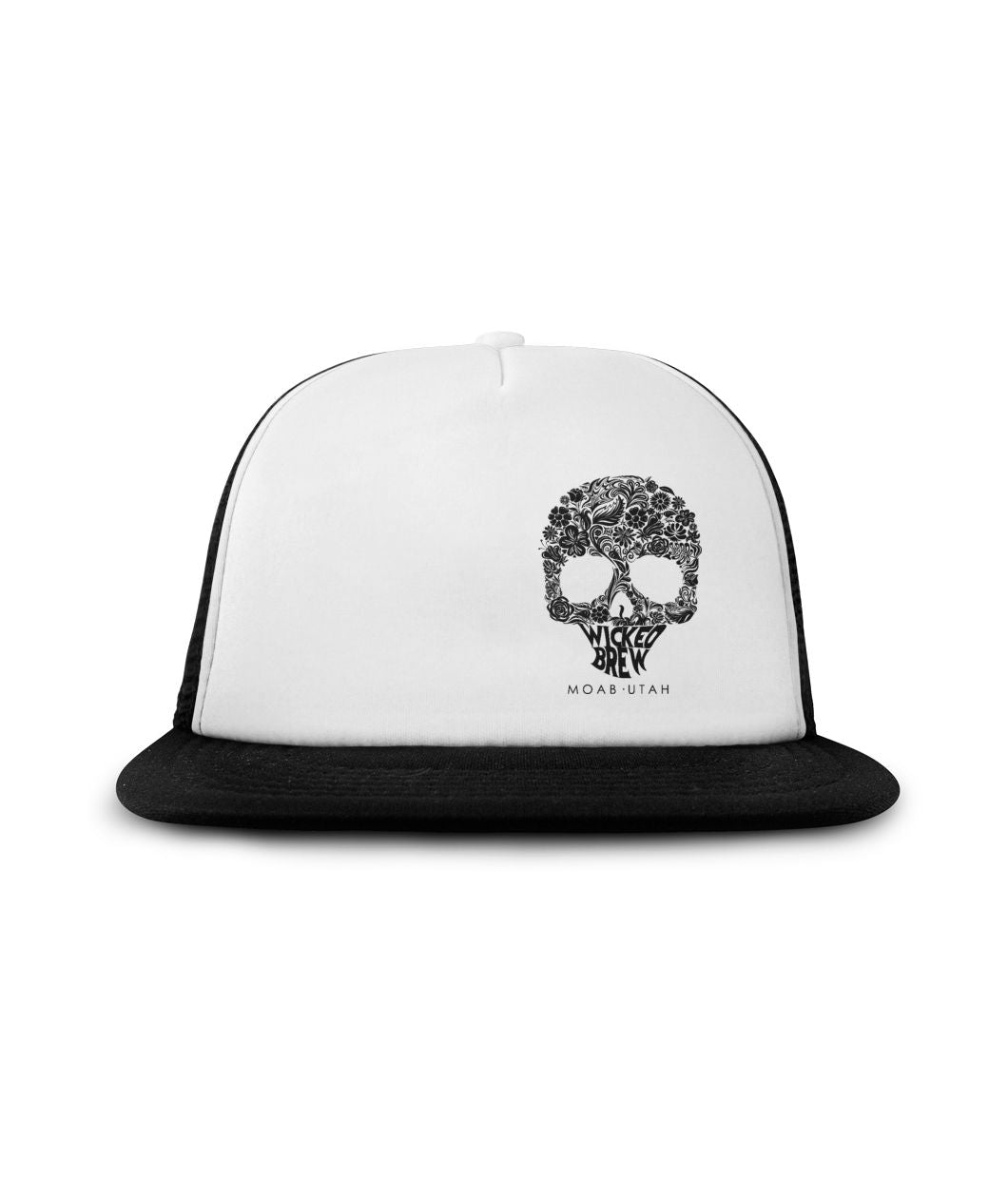 Wicked Brew Skully Hat
