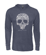 Load image into Gallery viewer, Hooded Wicked Brew Skully Long Sleeve