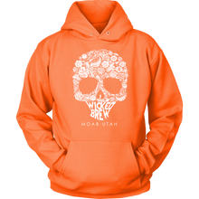 Load image into Gallery viewer, Unisex Wicked Brew Skully Hoodie