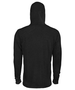 Hooded Wicked Brew Skully Long Sleeve