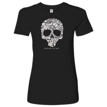 Load image into Gallery viewer, Womens Next Level Wicked Brew Skully Shirt